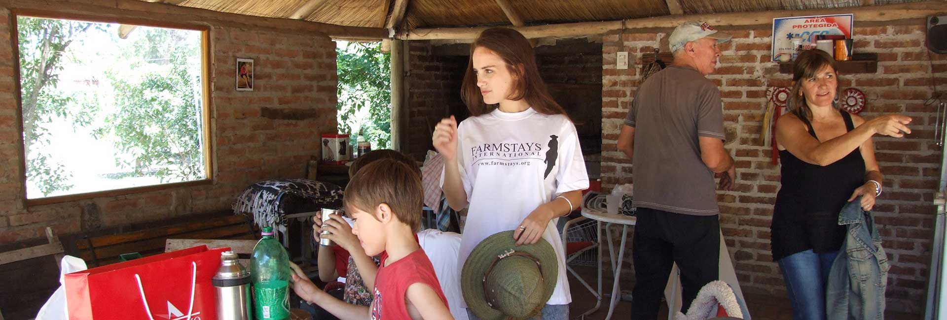 Living on an Estancia Argentina