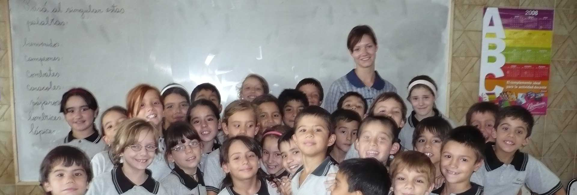 Teaching internship in Argentina