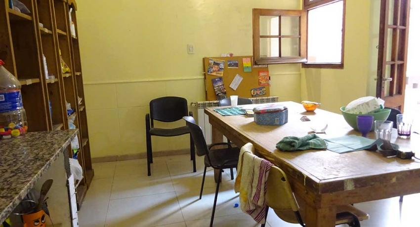 Kitchen in the Students House ADV
