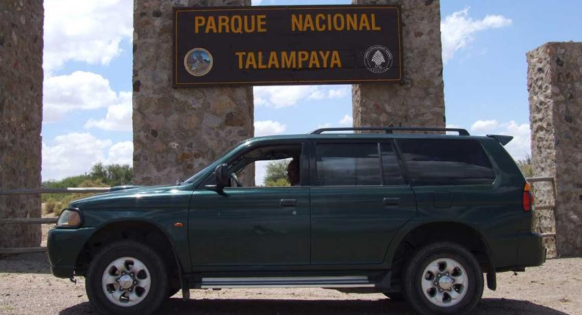 Nationalpark Talampaya