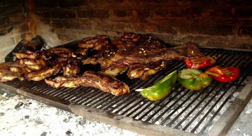 Asado is Argentinean BBQ