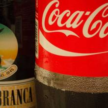 Cult beverage in Córdoba: Fernet with Coca Cola